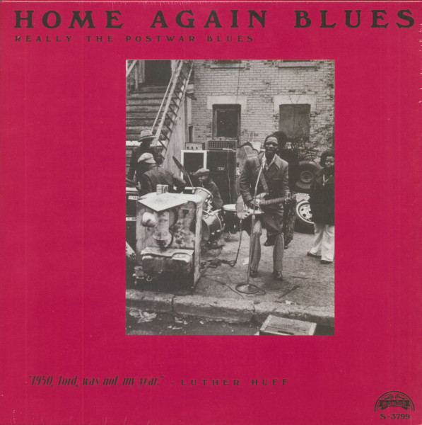 Home Again Blues (LP)