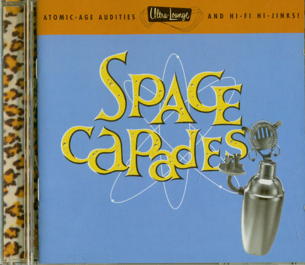 Ultra Lounge Vol.3 - Space-Capades