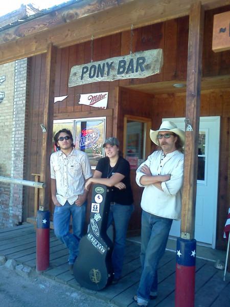 Tessy Lou & The Shotgun Stars Leaving Montana