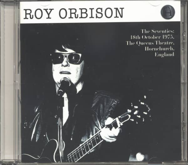 Live From The Queens Theatre, Hornchurch, England 1975 (CD)