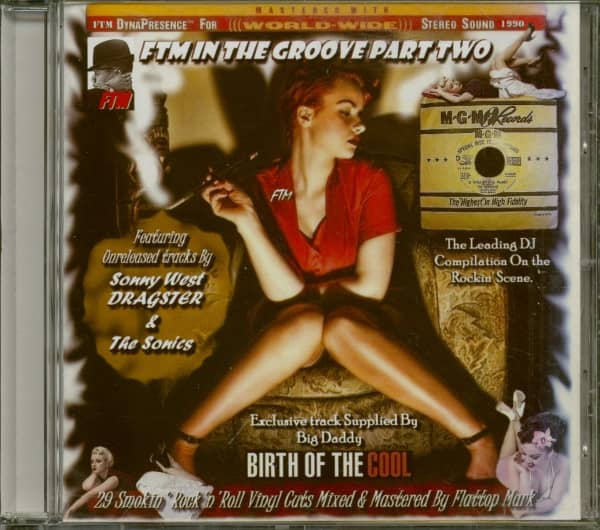 FTM In The Groove Part Two (CD)