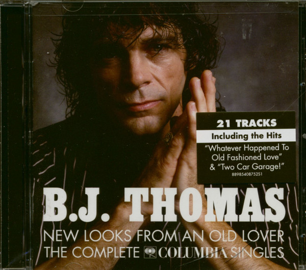 New Looks From An Old Lover - The Complete Columbia Singles (CD)