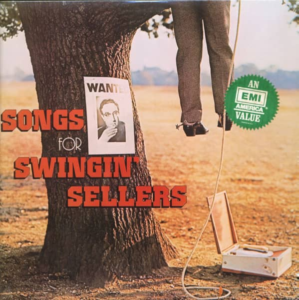 Songs For Swingin' Sellers (LP, Cut-Out)