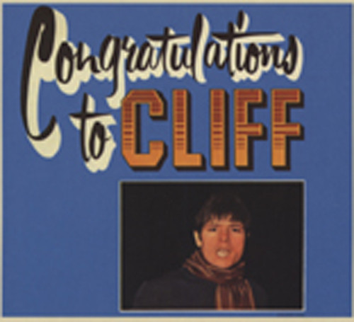 Richard, Cliff & The Shadows Congratulations To Cliff...plus (2-CD)
