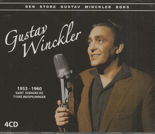 Winckler, Gustav 1953-1960 4-CD