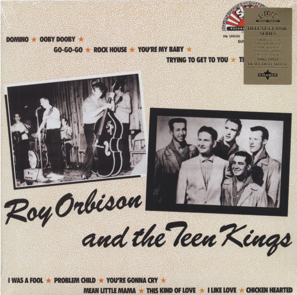 Roy Orbison & The Teen Kings (LP 1050) 180g