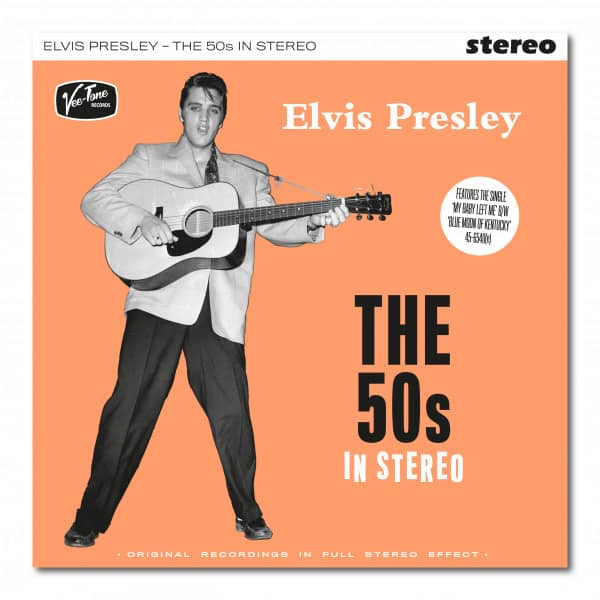The 50s In Stereo - Neophonic Stereo (LP, Orange Vinyl, Ltd.)