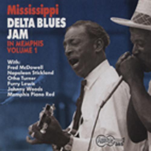 Va Memphis Blues Jam Vol.1