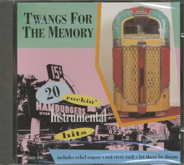 Twangs For The Memory (CD)
