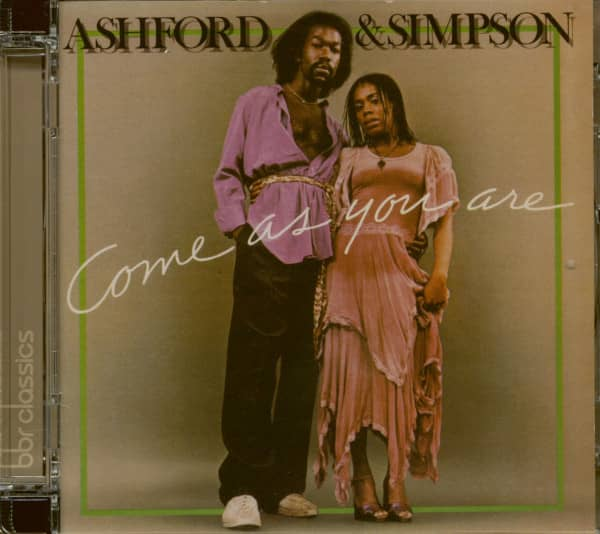 Come As You Are (CD)