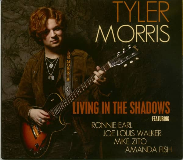 Living In The Shadows (CD)