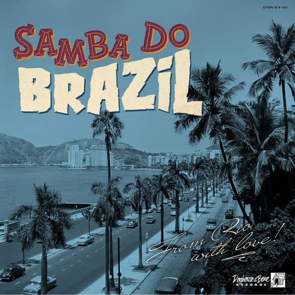 Samba Do Brazil (LP, 10inch)