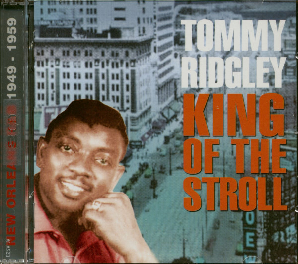 King Of The Stroll 1949-59 (2-CD)