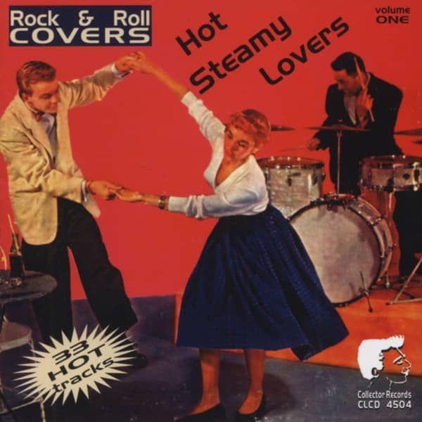 Va Hot Steamy Lovers - Rock & Roll Covers
