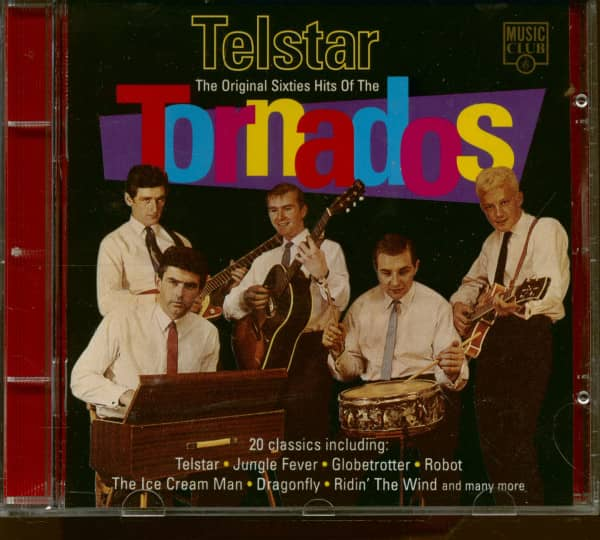 The Original Sixties Hits Of The Tornados (CD)