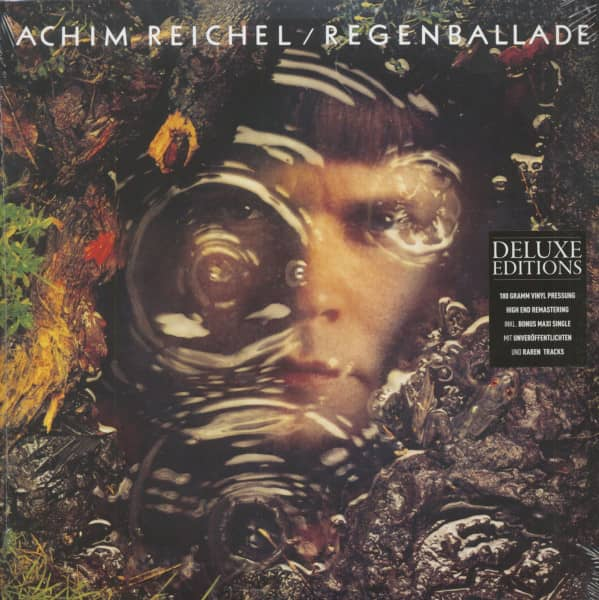 Regenballade (LP, 12inch Maxi Single, 180g Vinyl)