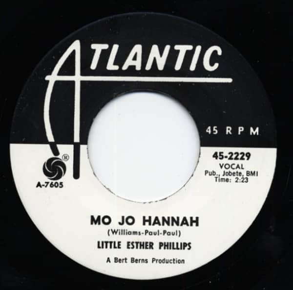 Mo Jo Hannah - You'd Better Find Yourself.7inch, 45rpm