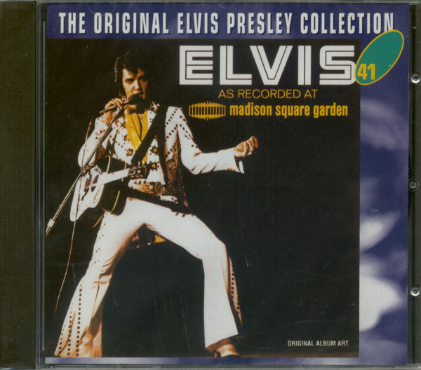 As Recorded At Madison Square Garden - The Original Collection #41 (CD)