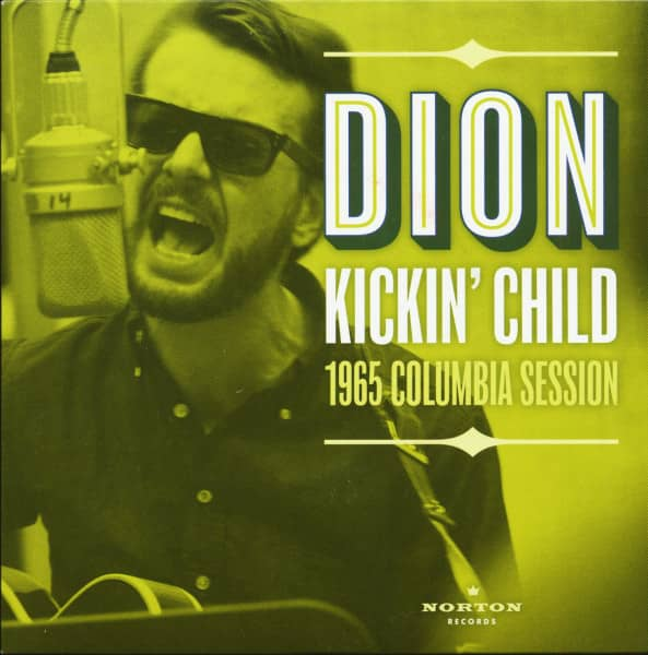Kickin' Child - 1965 Columbia Session (7inch, 45rpm, PS)