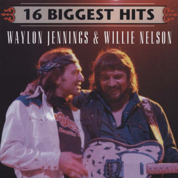Nelson, Willie & W.jennings 16 Biggest Hits (US) Slipcase