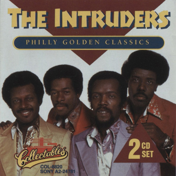 Intruders Philly Golden Classics 2-CD