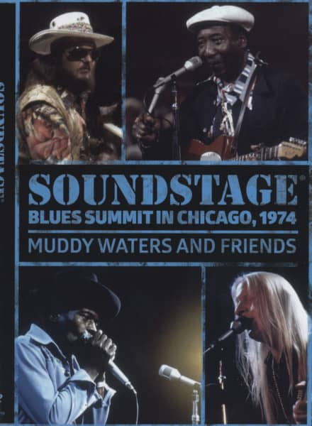 Soundstage - Blues Summit In Chicago, 1974