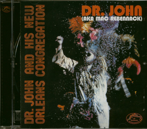 Dr John And His New Orleans Congreation (CD)