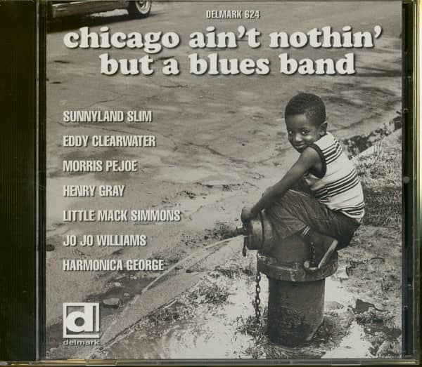 Chicago Ain't Nothin' But A Blues Band