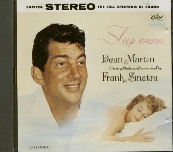 Sleep Warm (CD)