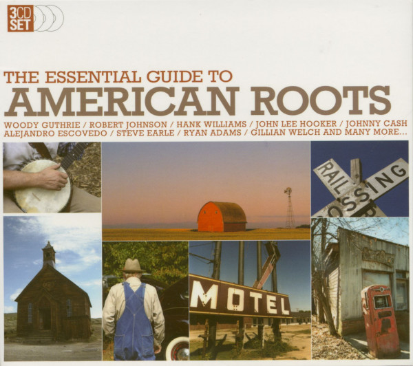 Essential Guide To American Roots (3-CD)