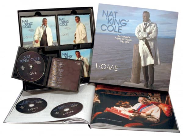 L-O-V-E The Complete Capitol Recordings 1960-1964 Vol.2 (11-CD Deluxe Box Set)