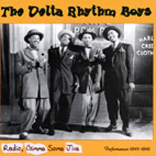Delta Rhythm Boys Radio, Gimme Some Jive - Performances 1941-45