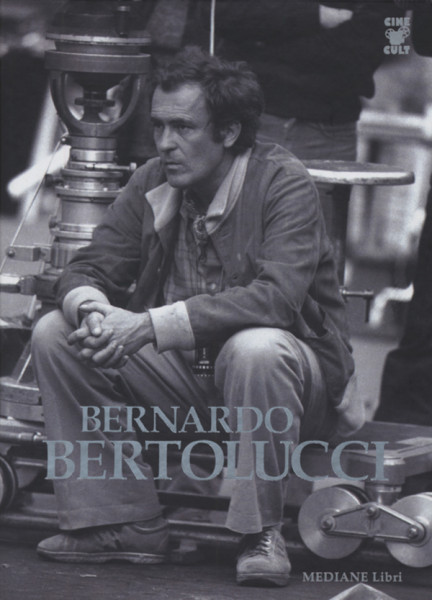 Bertolucci, Bernardo Photobook & CD