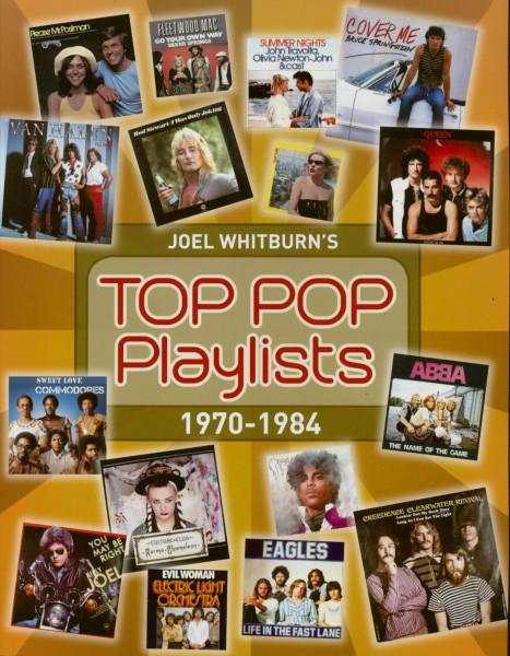 Top Pop Playlists 1970-1984
