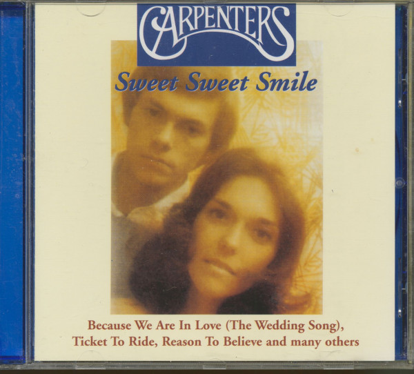 Sweet Sweet Smile - 14 Originals (CD)