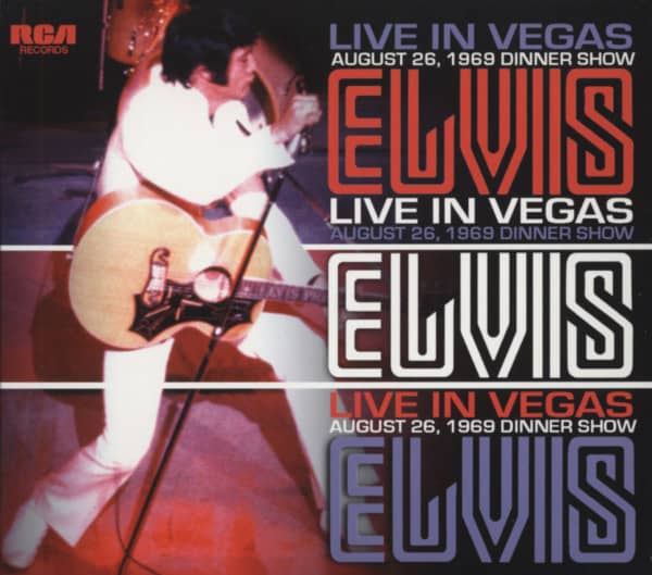 Presley, Elvis Live In Las Vegas (26.08.1969 Dinner Show)