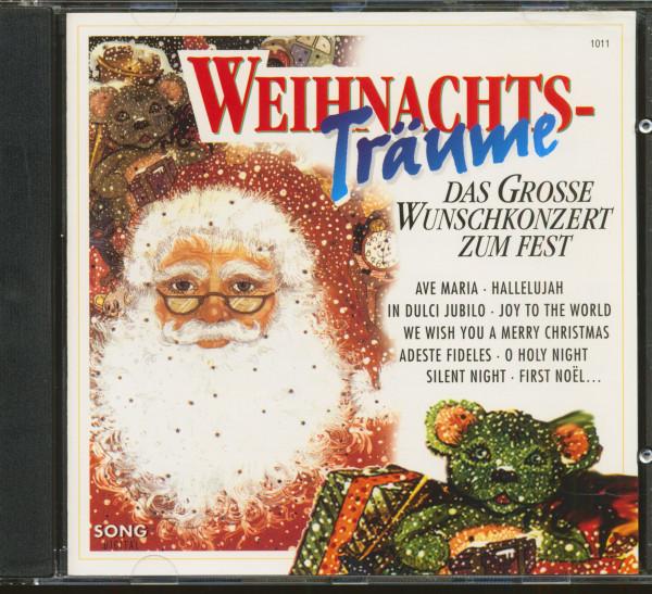 Weihnachtsträume (CD)