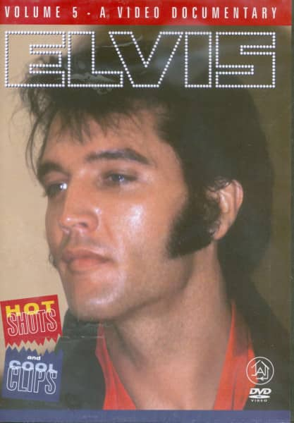 Presley, Elvis Hot Shots And Cool Clips Vol.5 (DVD)