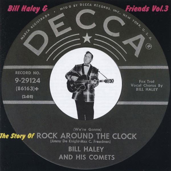 Haley, Bill & Friends The Story Rock Around The Clock 2-CD