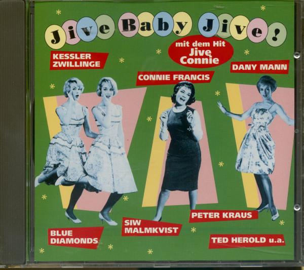 Jive Baby Jive ! (CD)