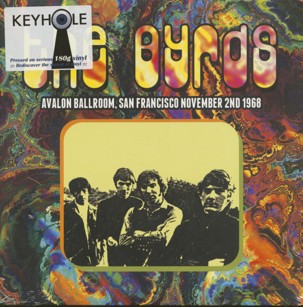 Avalon Ballroom, San Francisco, November 1968 (2-LP, 180g Vinyl)