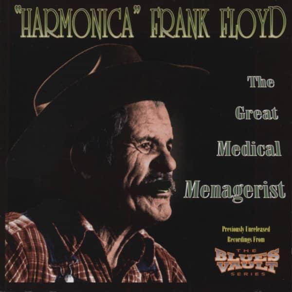 Floyd, 'harmonica' Frank The Great Medical Menagerist
