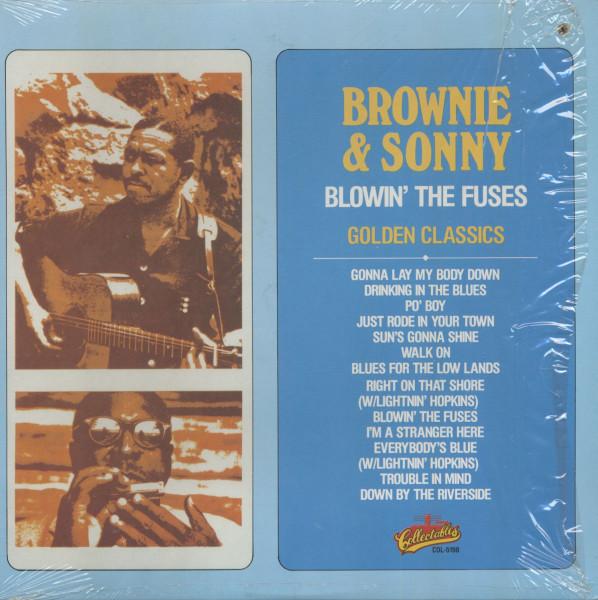 Blowin' The Fuses - Golden Classics (LP)