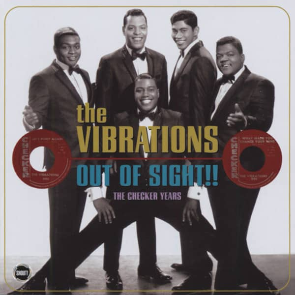 Vibrations Out Of Sight - The Checker Years (2-CD)