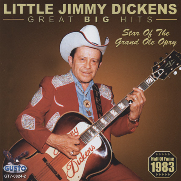 Dickens, Little Jimmy Great Big Hits