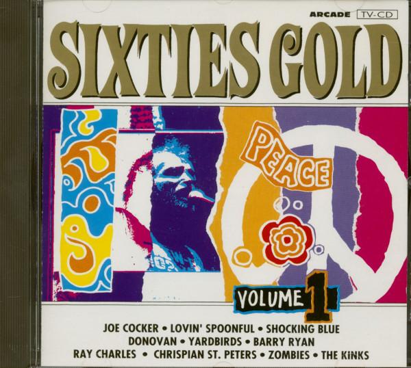 Sixties Gold Vol.1 (CD)