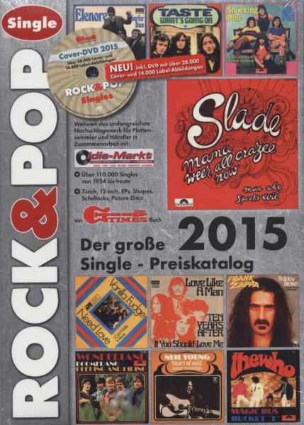 2015 Rock & Pop (inkl. DVD)