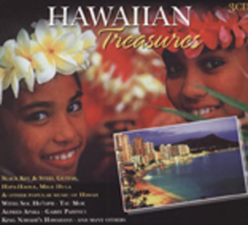 Hawaiian Treasures (3-CD)