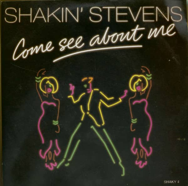 Come See About Me - Boppity Bop (PS, SC, 45rpm)