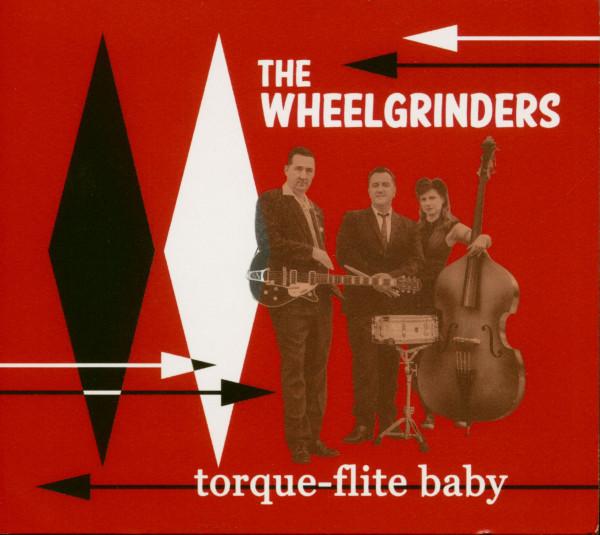 Torque-Flite Baby (CD)
